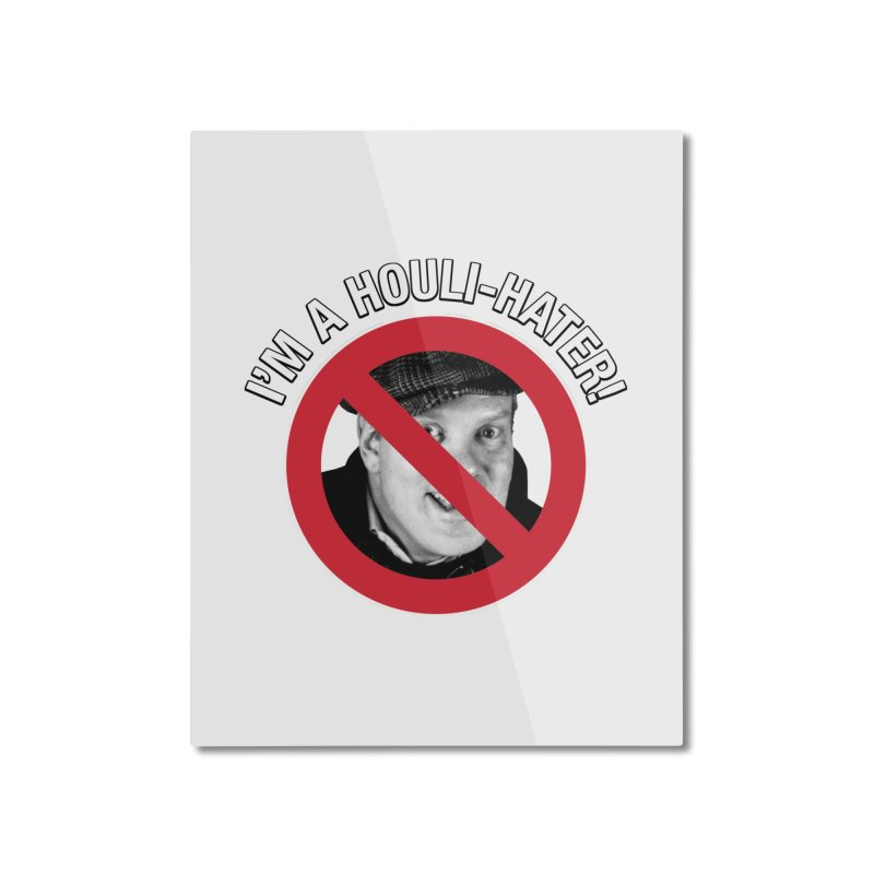 Houli Hater Home Mounted Aluminum Print by Brian Harms