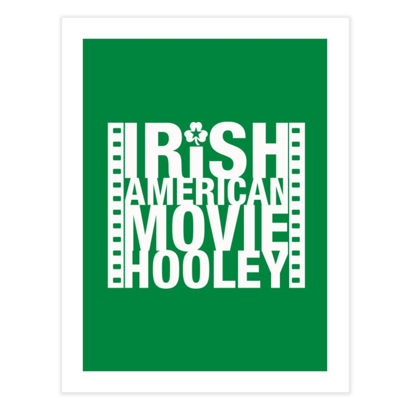 Irish American Movie Hooley Home Fine Art Print by Brian Harms
