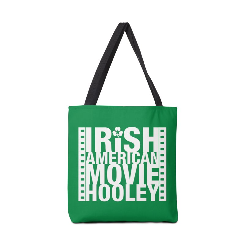 Irish American Movie Hooley Accessories Bag by Brian Harms