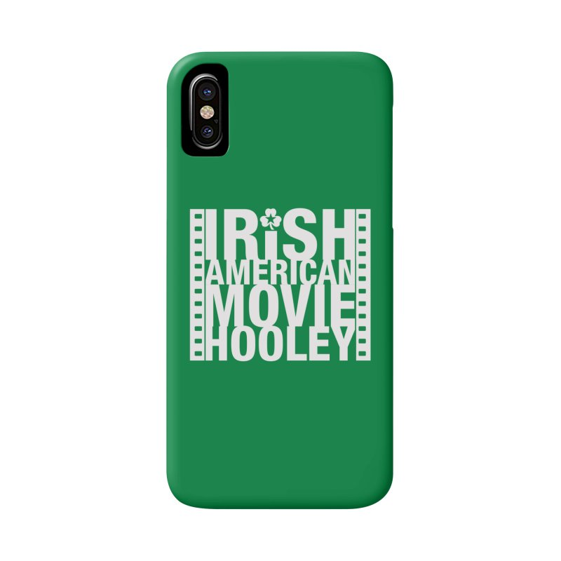 Irish American Movie Hooley Accessories Phone Case by Brian Harms