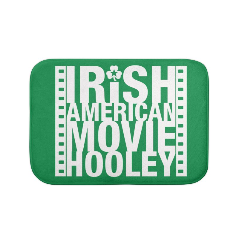 Irish American Movie Hooley Home Bath Mat by Brian Harms