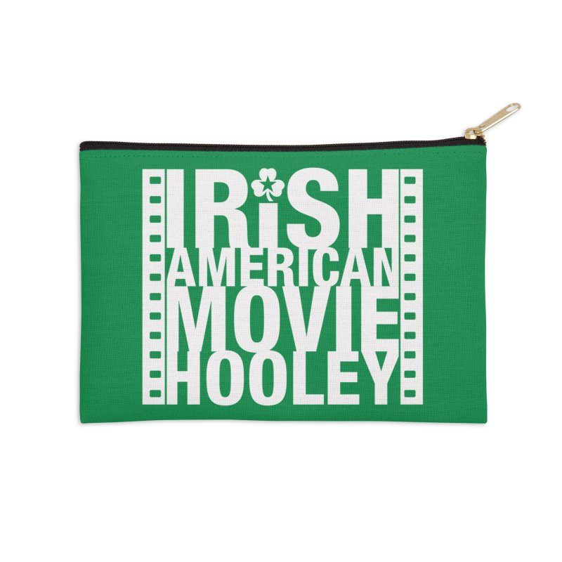 Irish American Movie Hooley Accessories Zip Pouch by Brian Harms