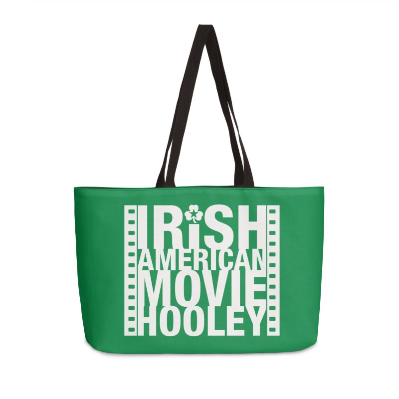 Irish American Movie Hooley Accessories Weekender Bag Bag by Brian Harms