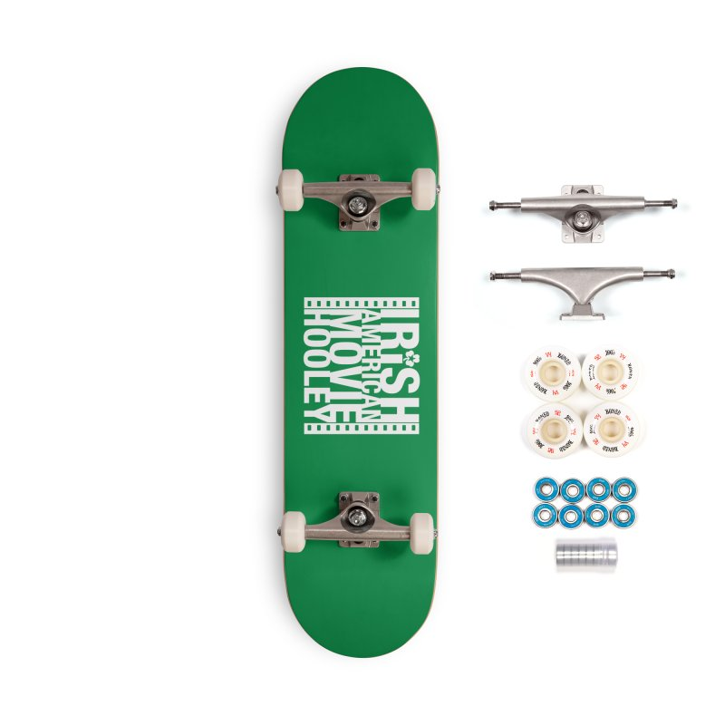 Irish American Movie Hooley Accessories Complete - Premium Skateboard by Brian Harms