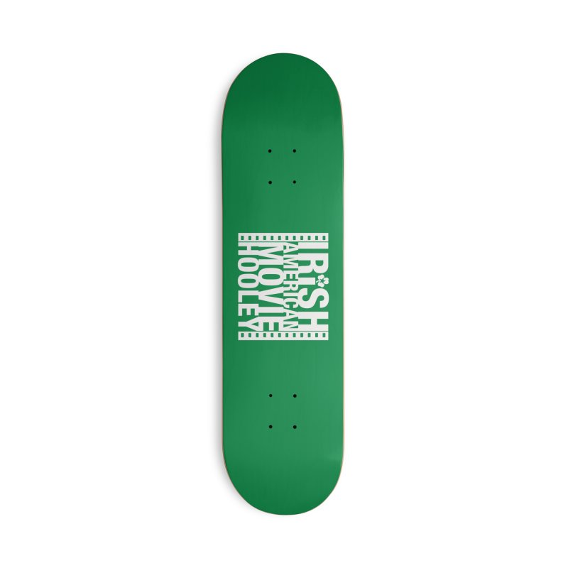Irish American Movie Hooley Accessories Deck Only Skateboard by Brian Harms