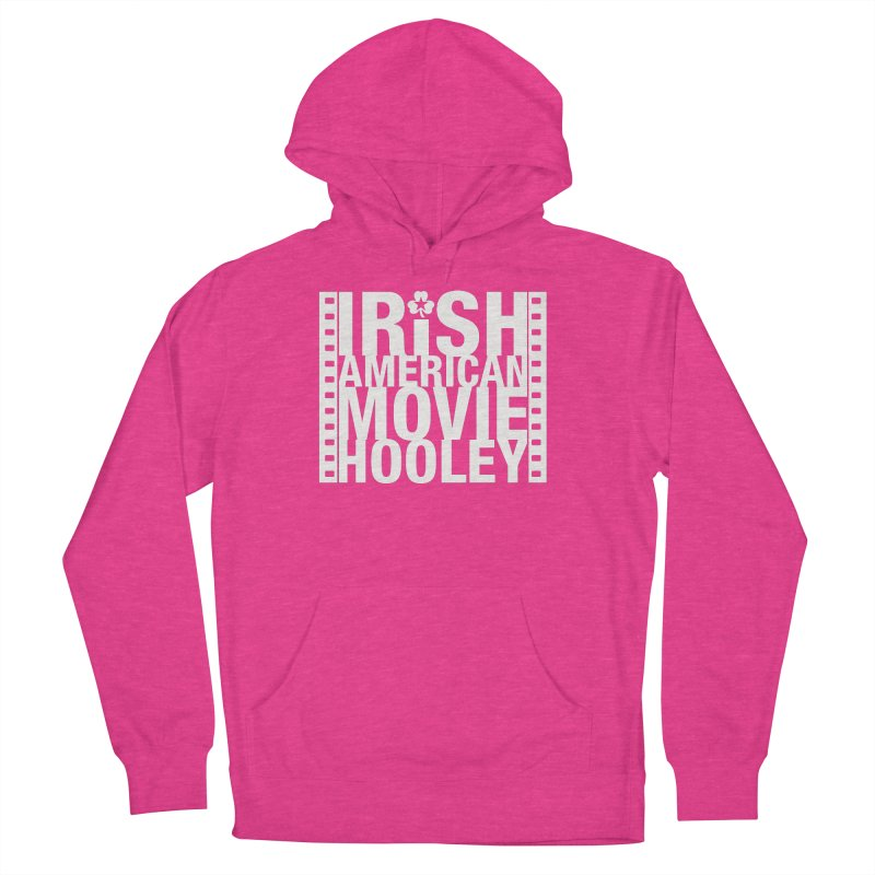 Irish American Movie Hooley Women's French Terry Pullover Hoody by Brian Harms