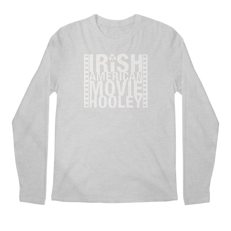 Irish American Movie Hooley Men's Regular Longsleeve T-Shirt by Brian Harms