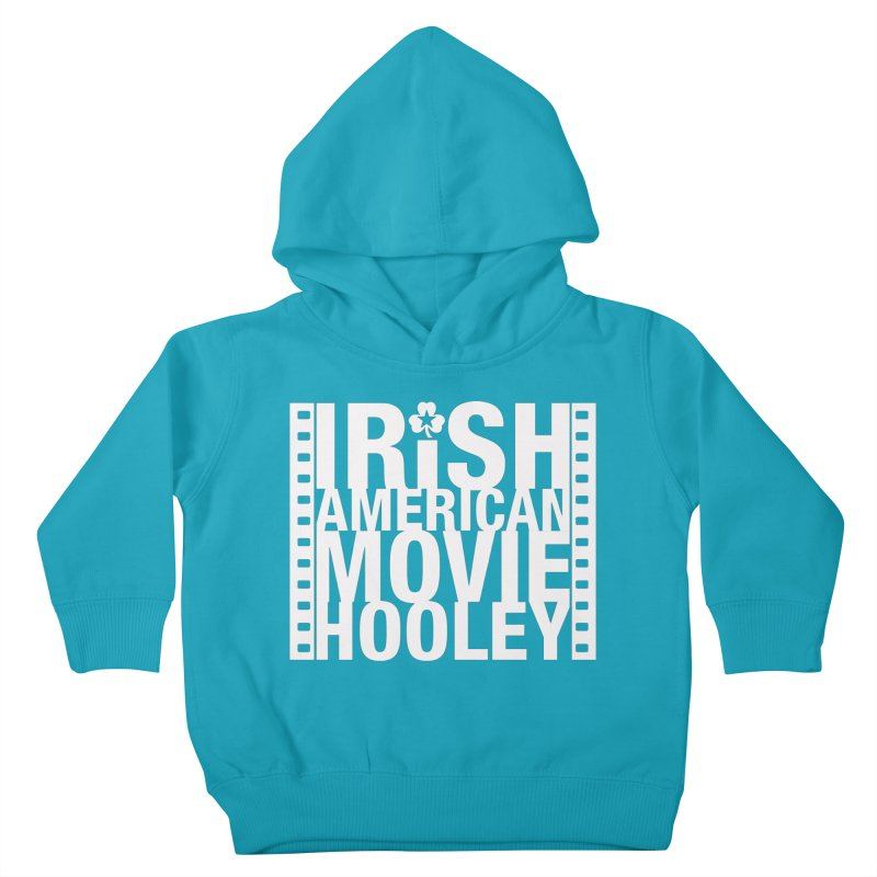 Irish American Movie Hooley Kids Toddler Pullover Hoody by Brian Harms