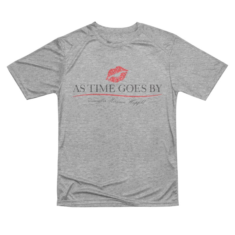 As Time Goes By Men's Performance T-Shirt by Brian Harms