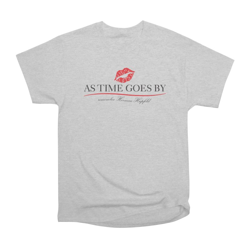 As Time Goes By Men's Heavyweight T-Shirt by Brian Harms