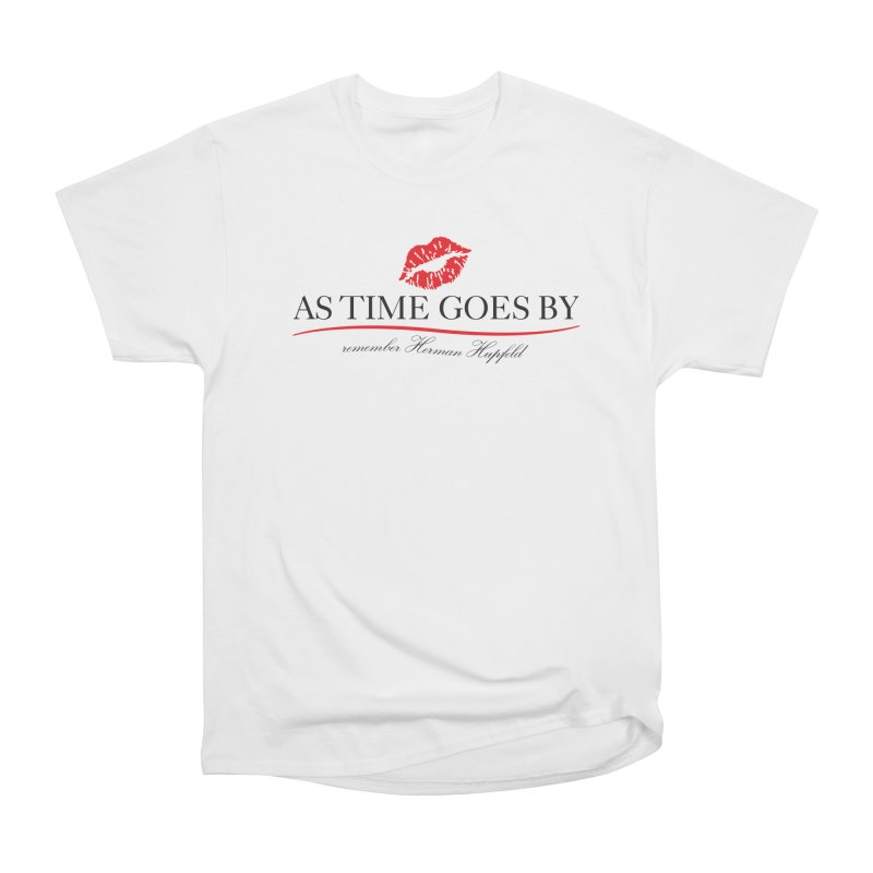 As Time Goes By Women's Heavyweight Unisex T-Shirt by Brian Harms