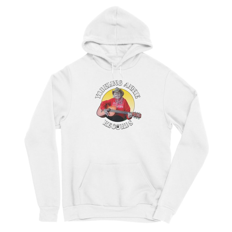 Yodeling Annie Records Men's Pullover Hoody by Brian Harms
