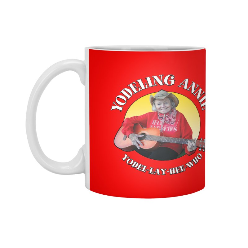 Yodeling Annie Accessories Mug by Brian Harms
