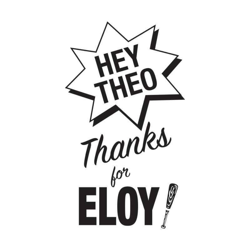 Thanks for Eloy! 03 • Men's • Baseball black Men's Longsleeve T-Shirt by Brian Harms