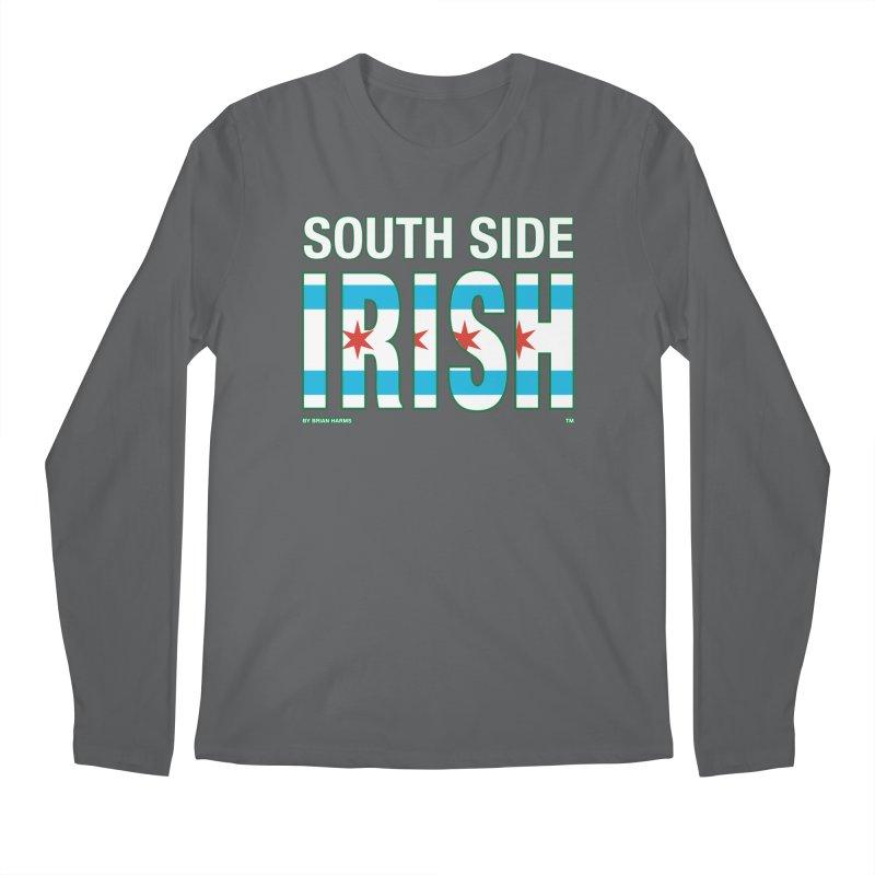 South Side Irish 2 Men's Longsleeve T-Shirt by Brian Harms