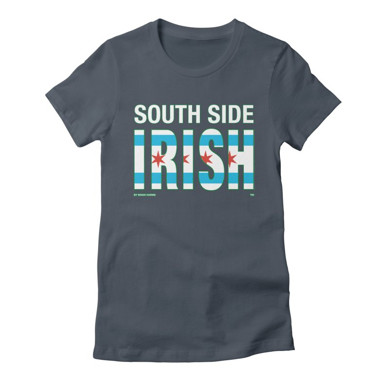 South Side Irish 2 Women's T-Shirt by Brian Harms