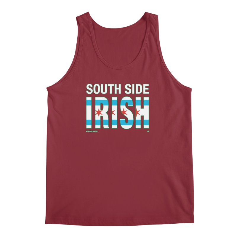 South Side Irish 2 Men's Tank by Brian Harms