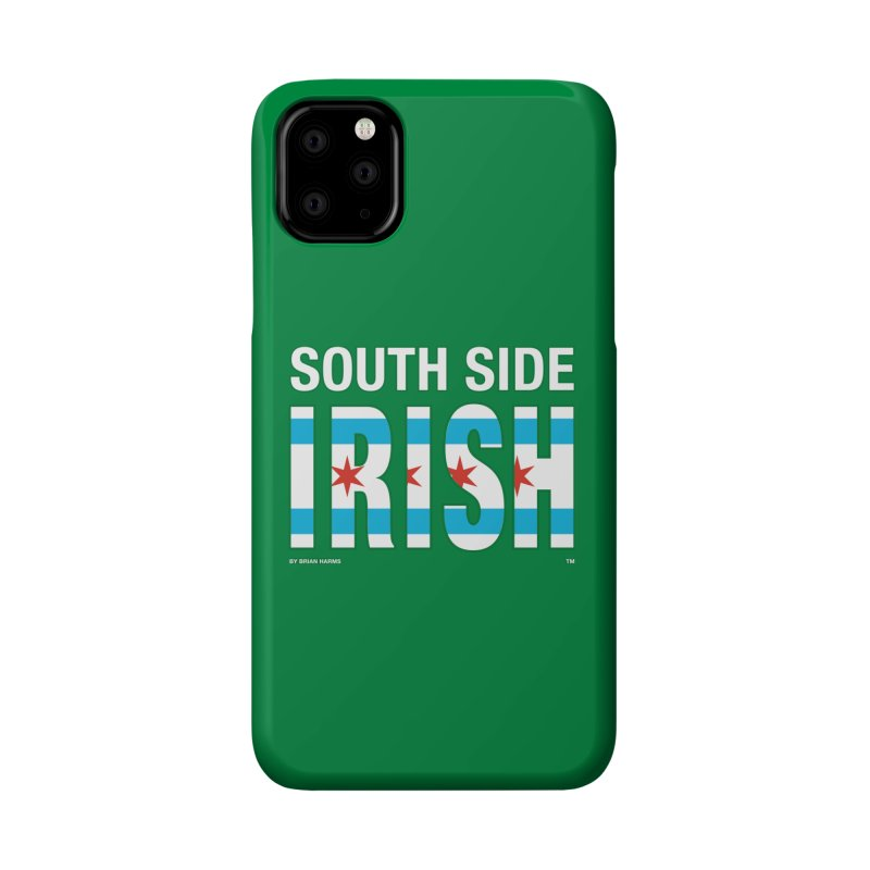 South Side Irish 2 Accessories Phone Case by Brian Harms