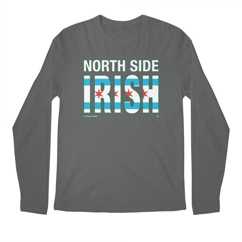 North Side Irish 2 Men's Longsleeve T-Shirt by Brian Harms