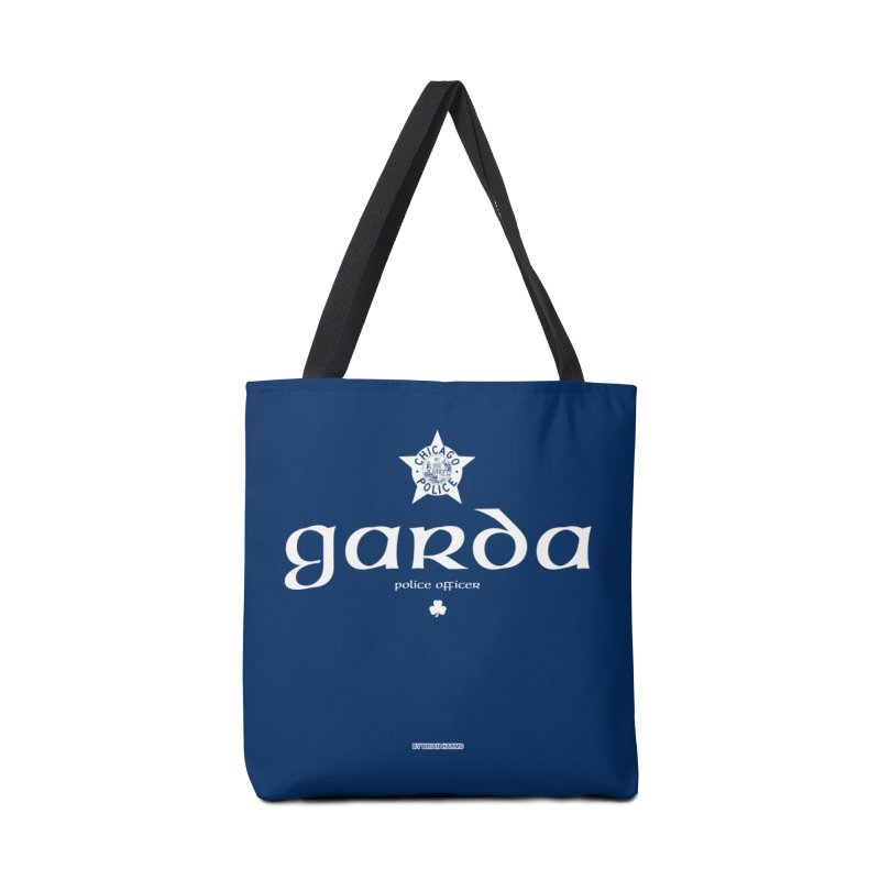 Irish Police Chicago Accessories Tote Bag Bag by Brian Harms