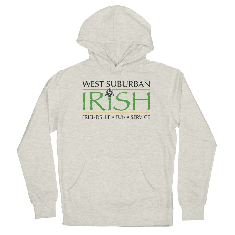 Irish - West Suburban Irish 1 Men's Pullover Hoody by Brian Harms