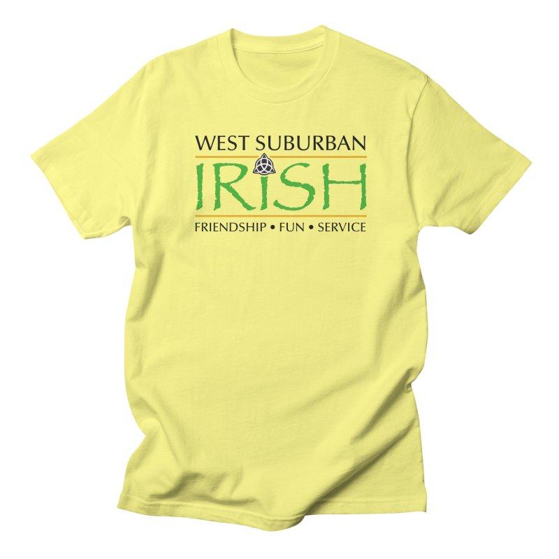 Irish - West Suburban Irish 1 Men's T-Shirt by Brian Harms