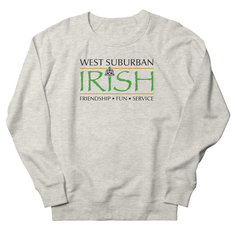 Irish - West Suburban Irish 1 Men's Sweatshirt by Brian Harms