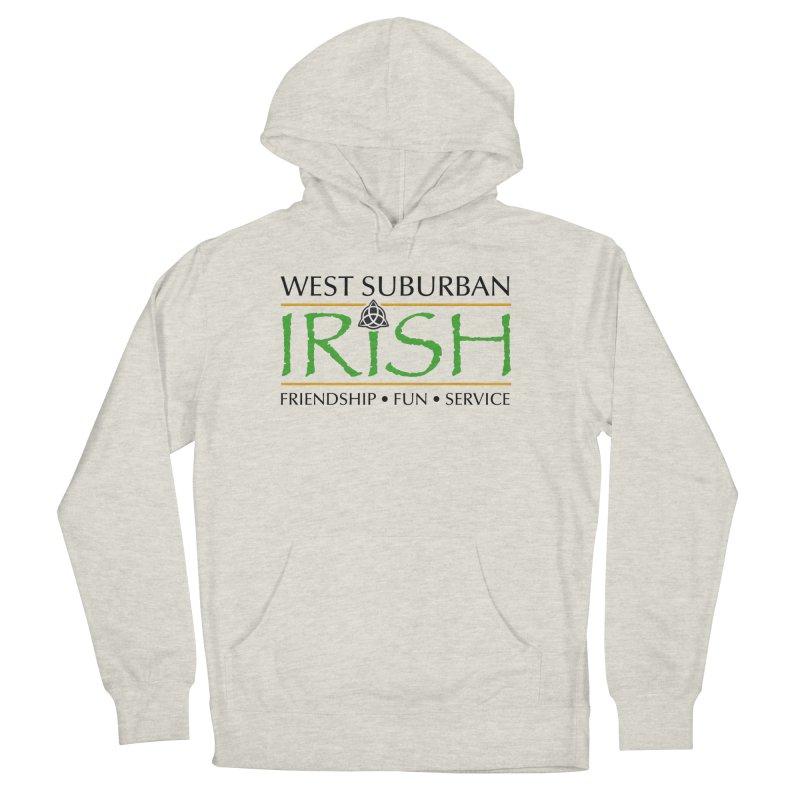 Irish - West Suburban Irish 1 Women's French Terry Pullover Hoody by Brian Harms