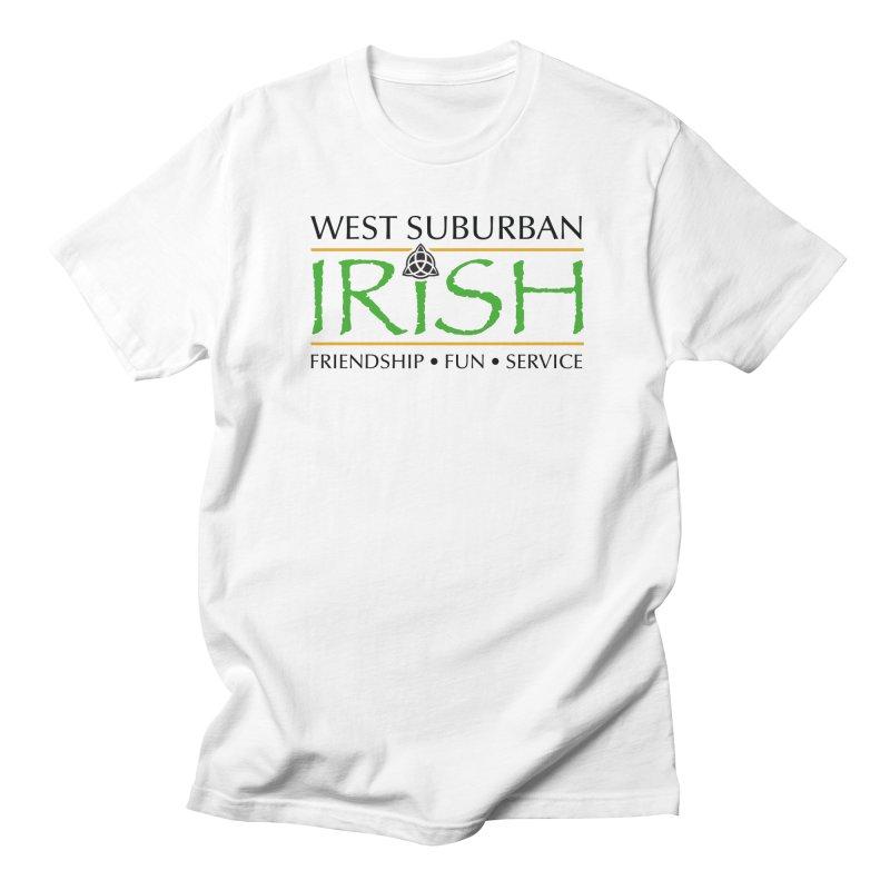 Irish - West Suburban Irish 1 Men's Regular T-Shirt by Brian Harms