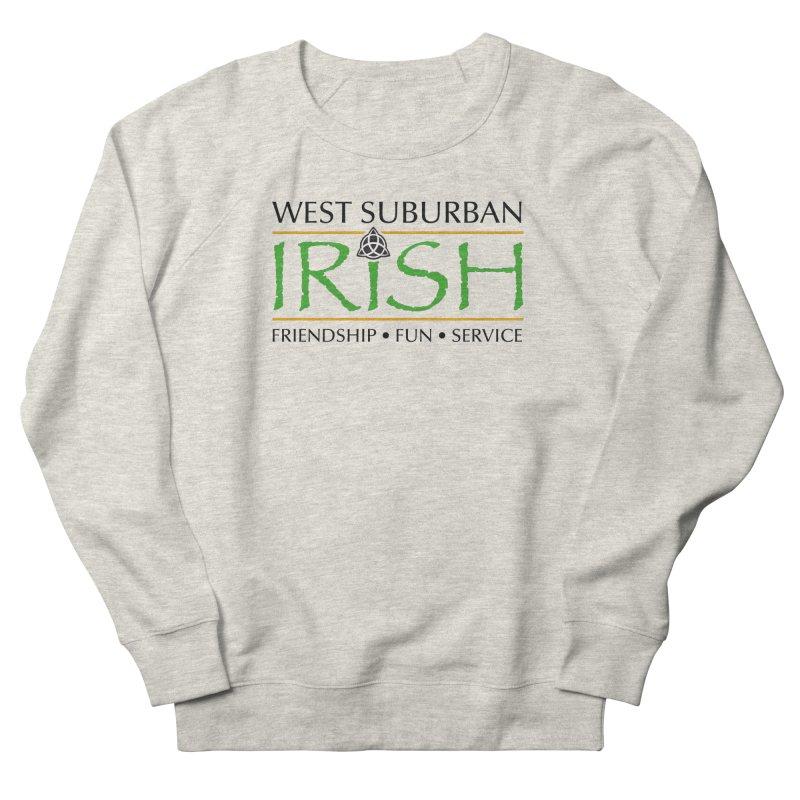 Irish - West Suburban Irish 1 Women's French Terry Sweatshirt by Brian Harms