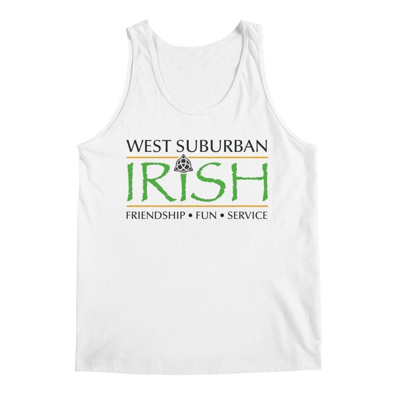 Irish - West Suburban Irish 1 Men's Regular Tank by Brian Harms
