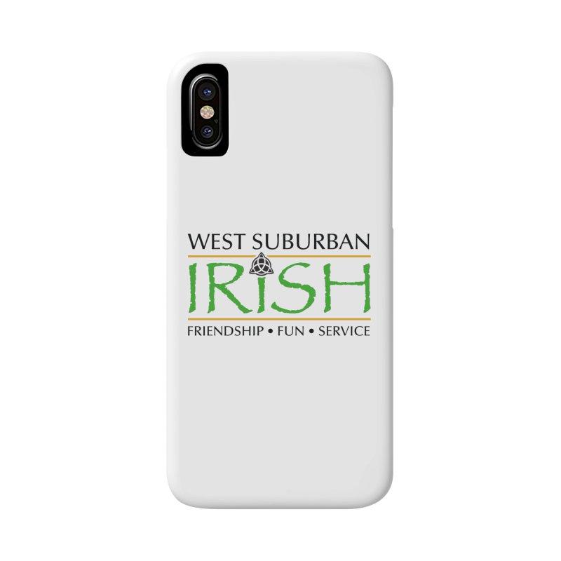 Irish - West Suburban Irish 1 Accessories Phone Case by Brian Harms