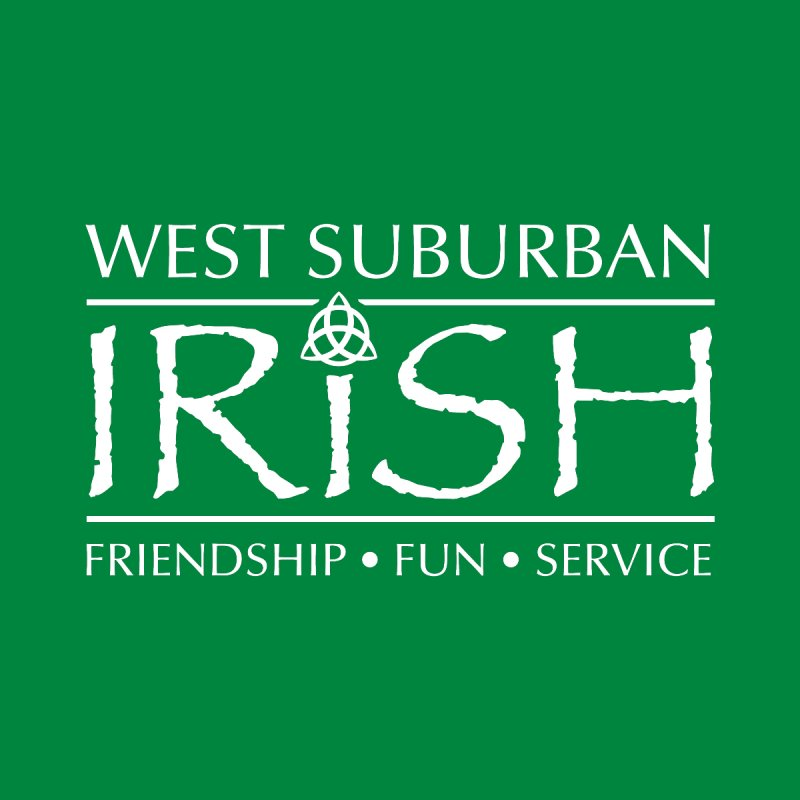Irish - West Suburban Irish 2 Home Fine Art Print by Brian Harms