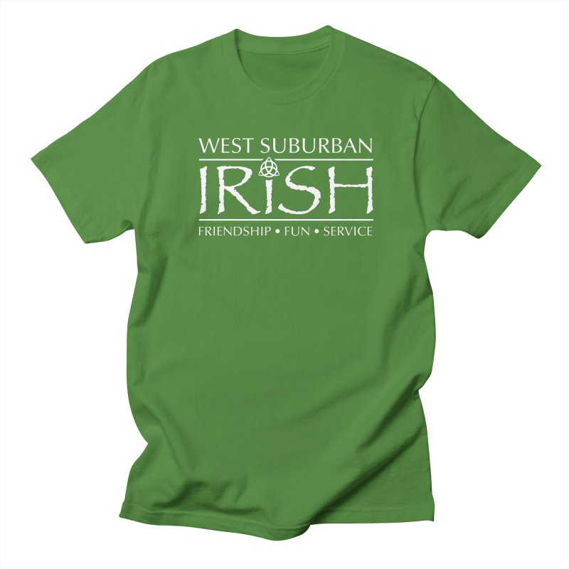 Irish - West Suburban Irish 2 Men's T-Shirt by Brian Harms