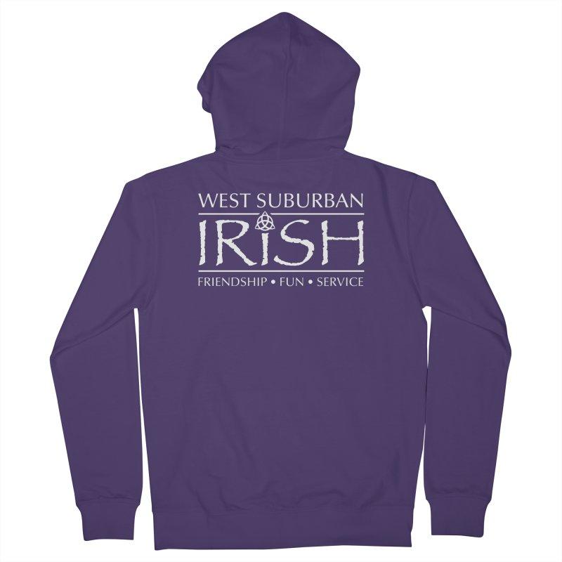 Irish - West Suburban Irish 2 Women's French Terry Zip-Up Hoody by Brian Harms