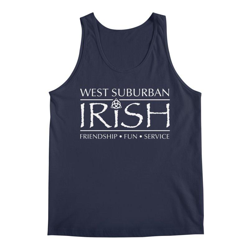Irish - West Suburban Irish 2 Men's Regular Tank by Brian Harms