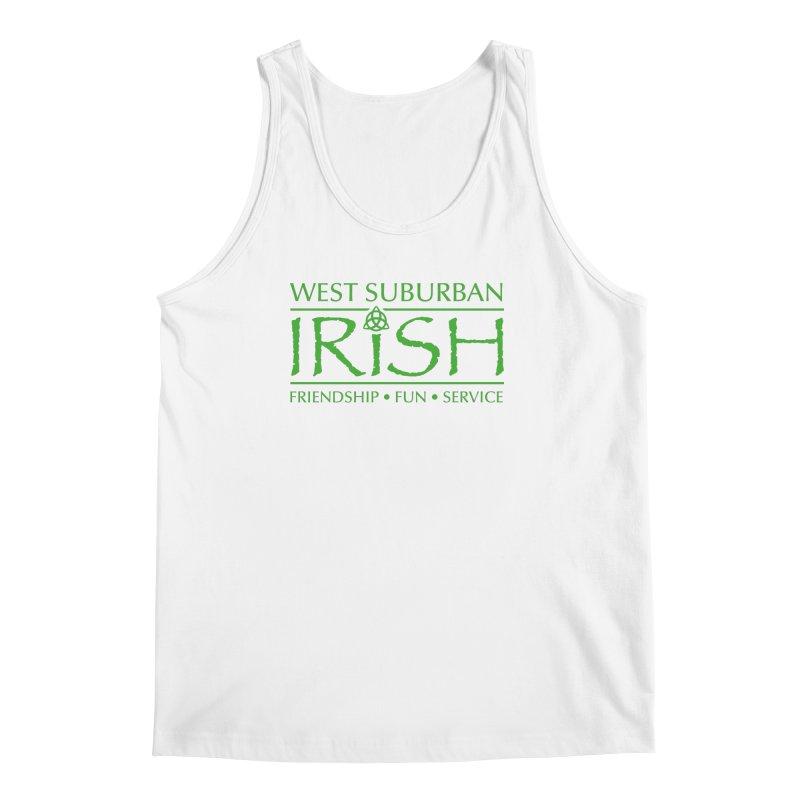 Irish - West Suburban Irish 3 Men's Tank by Brian Harms