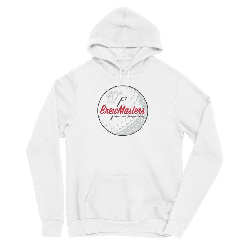 Brewmasters_Golf_40th Women's Sponge Fleece Pullover Hoody by Brian Harms