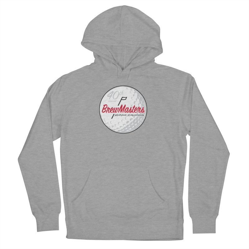 Brewmasters_Golf_40th Women's Pullover Hoody by Brian Harms