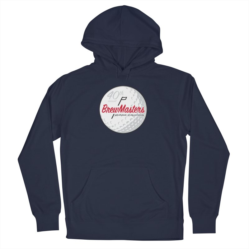 Brewmasters_Golf_40th Women's French Terry Pullover Hoody by Brian Harms