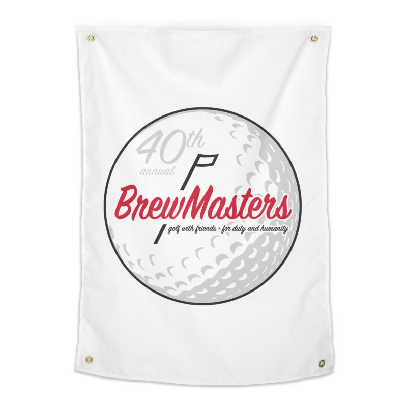 Brewmasters_Golf_40th Home Tapestry by Brian Harms