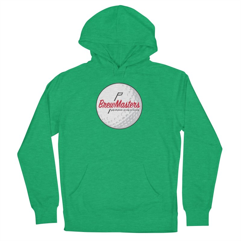 Brewmasters_Golf_2 Women's French Terry Pullover Hoody by Brian Harms