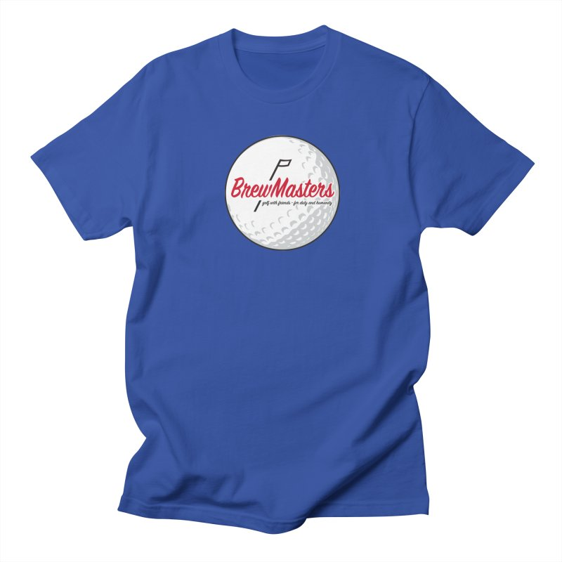 Brewmasters_Golf_2 Women's Regular Unisex T-Shirt by Brian Harms