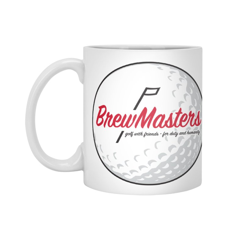 Brewmasters_Golf_2 Accessories Mug by Brian Harms