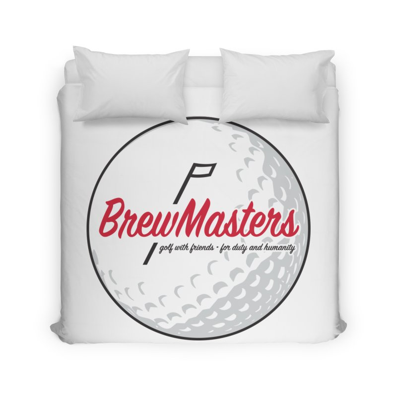Brewmasters_Golf_2 Home Duvet by Brian Harms