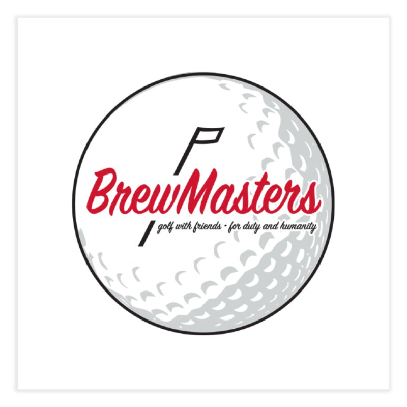 Brewmasters_Golf_2 Home Fine Art Print by Brian Harms
