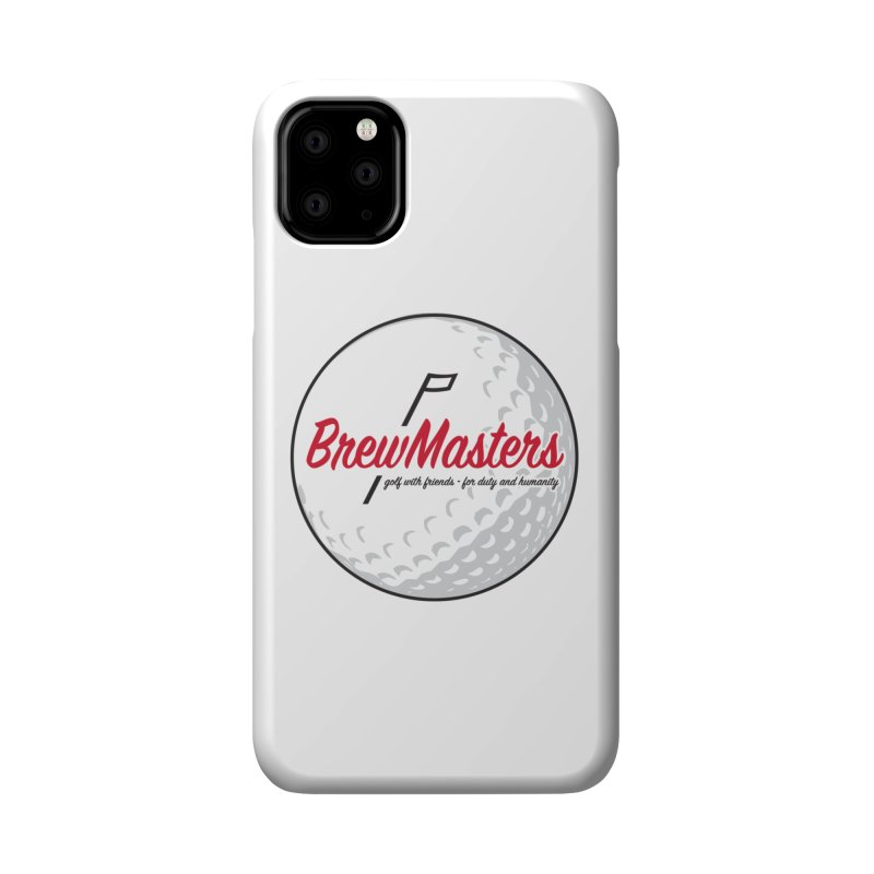 Brewmasters_Golf_2 Accessories Phone Case by Brian Harms