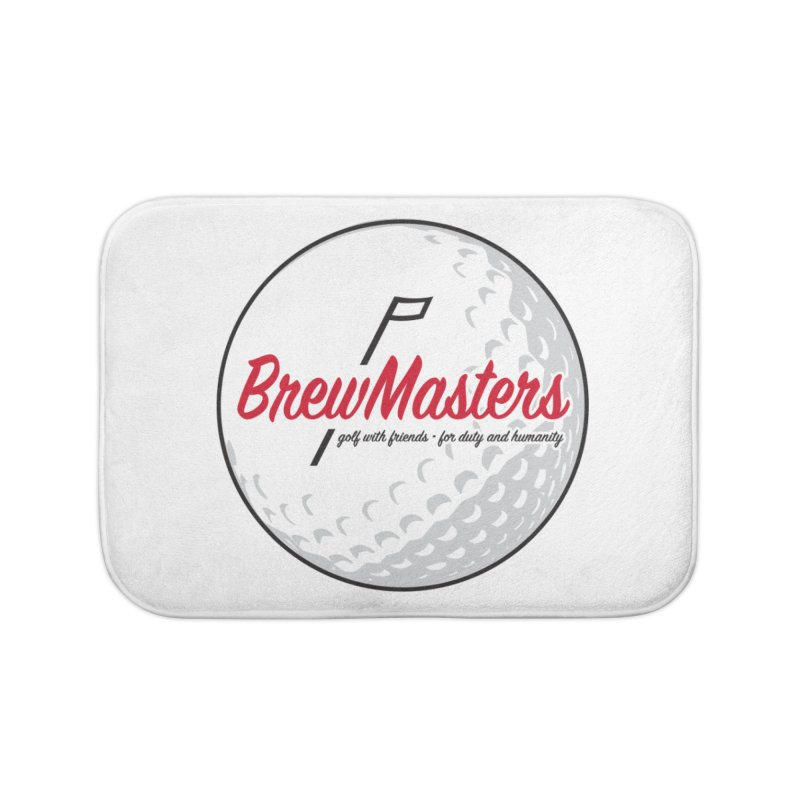 Brewmasters_Golf_2 Home Bath Mat by Brian Harms