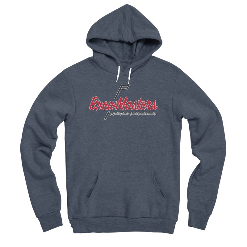 Brewmasters_Golf Men's Sponge Fleece Pullover Hoody by Brian Harms