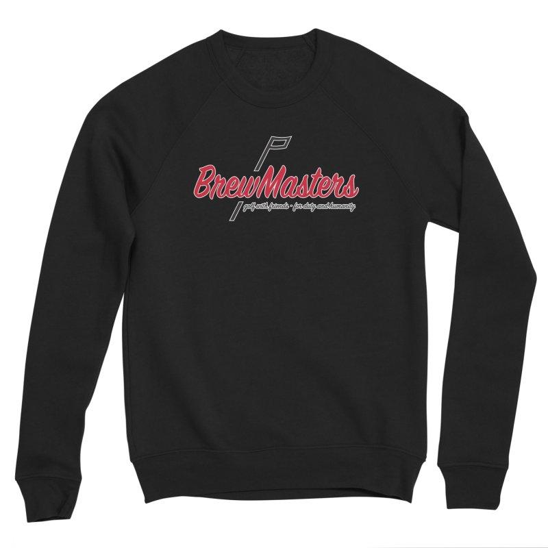 Brewmasters_Golf Women's Sponge Fleece Sweatshirt by Brian Harms